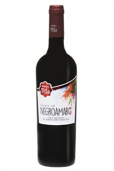 Negroamaro-IGP-Salento-Biologico